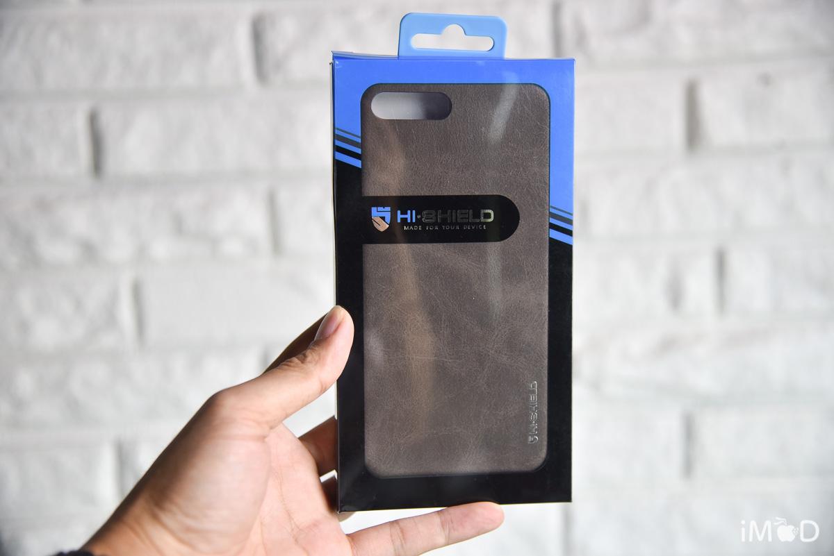 Hi Shield Leather Case Iphone7 28