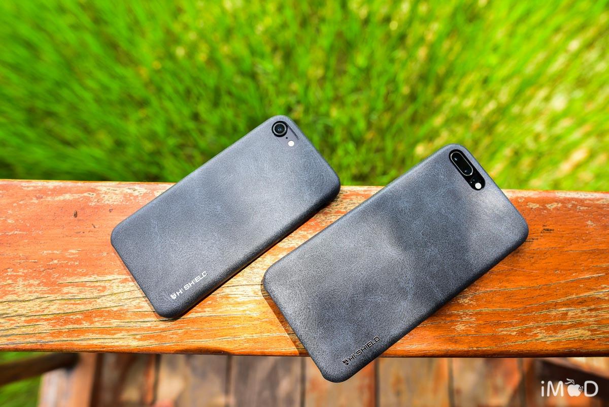 Hi Shield Leather Case Iphone7 3