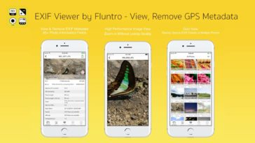 App Exifviewer Cover
