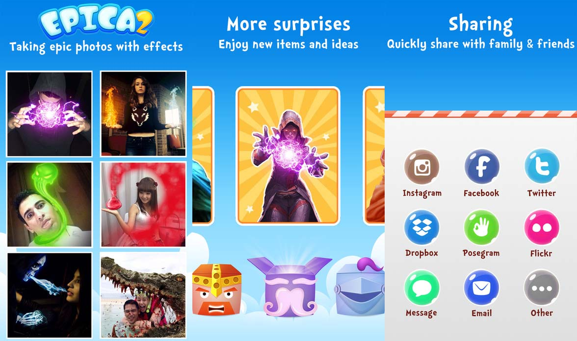 App Epica2pro Cover