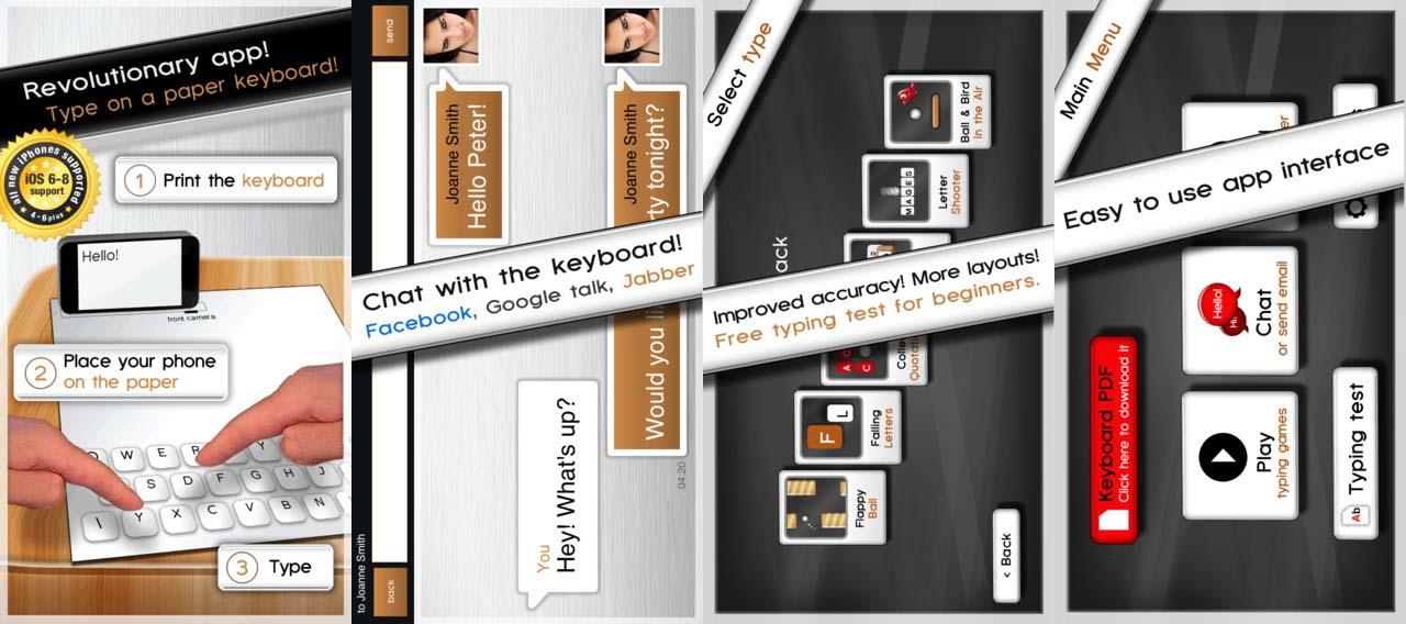 App Paperkeyboard Cover