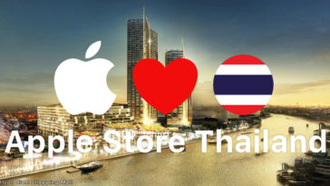 Apple Store Thailand Icon Siam