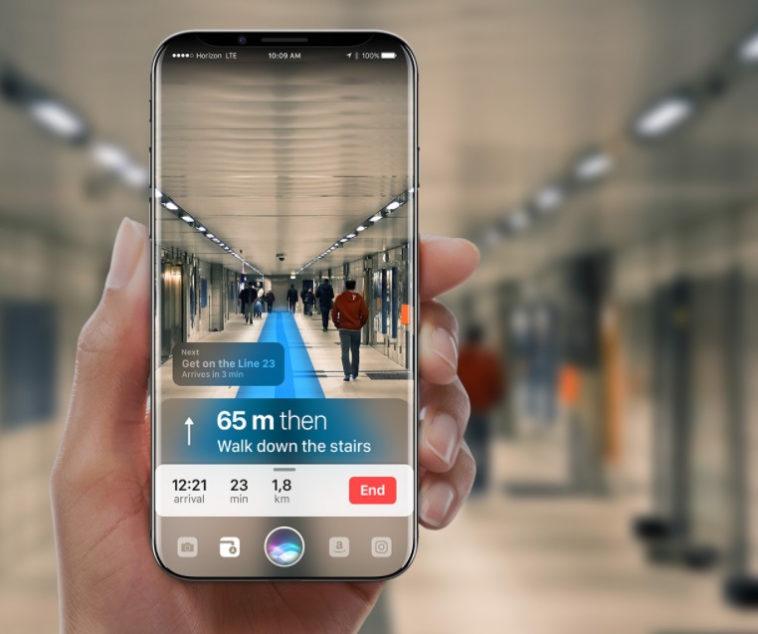 Ar Iphone 8 Mockup