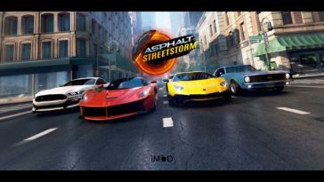 Game Asphaltstreetstorm Cover