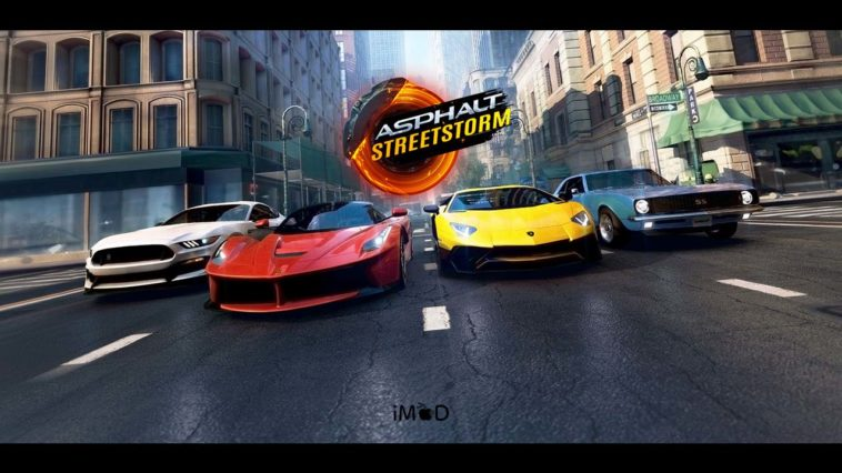 Game Asphaltstreetstorm Cover