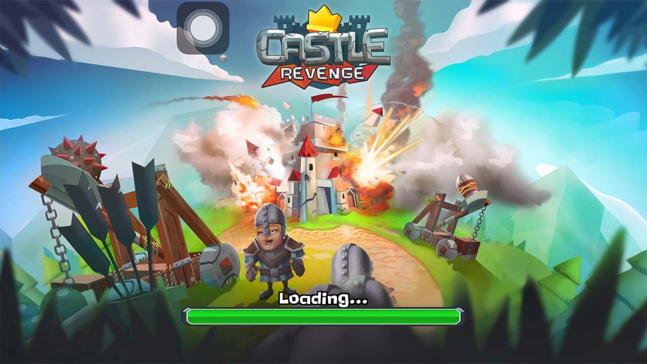 Game Castlerevenge Cover