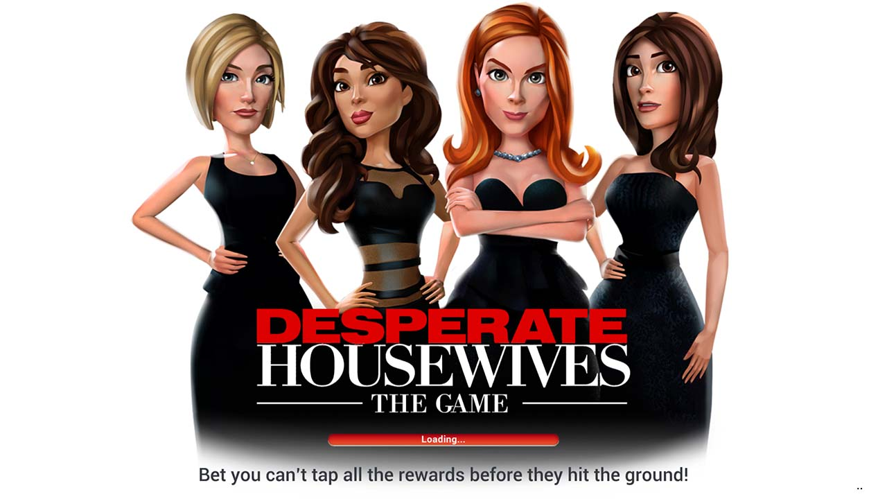 Game Desperatehousewives Cover