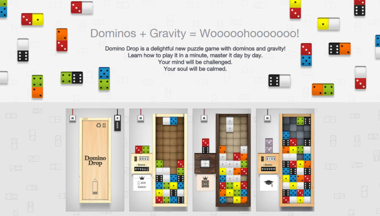 Game Dominodrop Cover