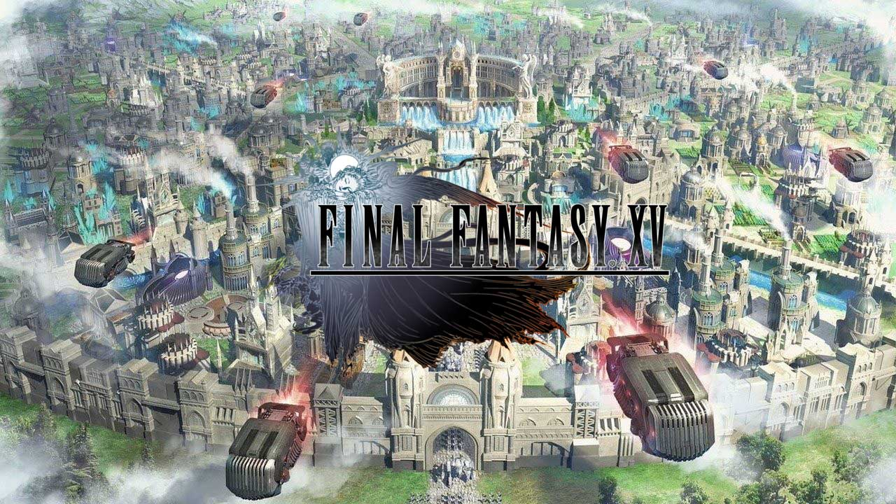 Game Finalfantasyxv Cover