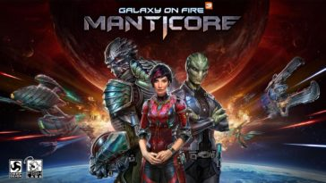 Game Galaxyonfire3 Cover