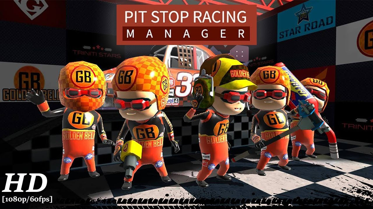 Game Pitstopracingmanager Cover