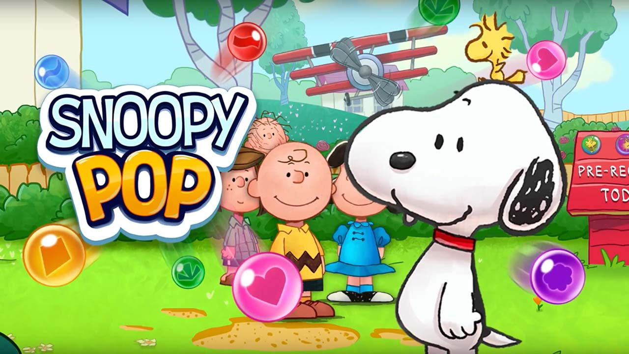 Game Snoopypop Cover