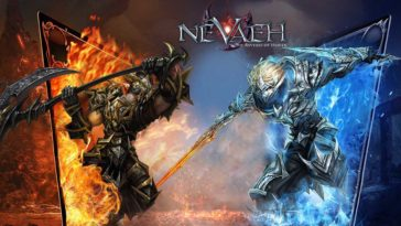 Game Nevaeh Cover2
