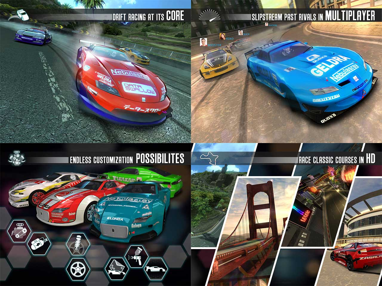 Game Ridgeracer Content2
