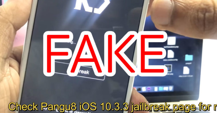 Ios10 3 Jailbreak Fake