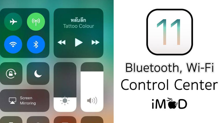 Ios11 Bluetoothissue