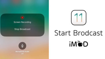 Ios11 Startboardcast Cover