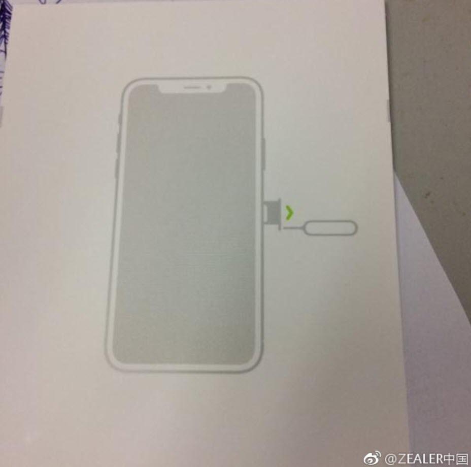 Iphone 8 Packing Doc Leak Photo 1 1