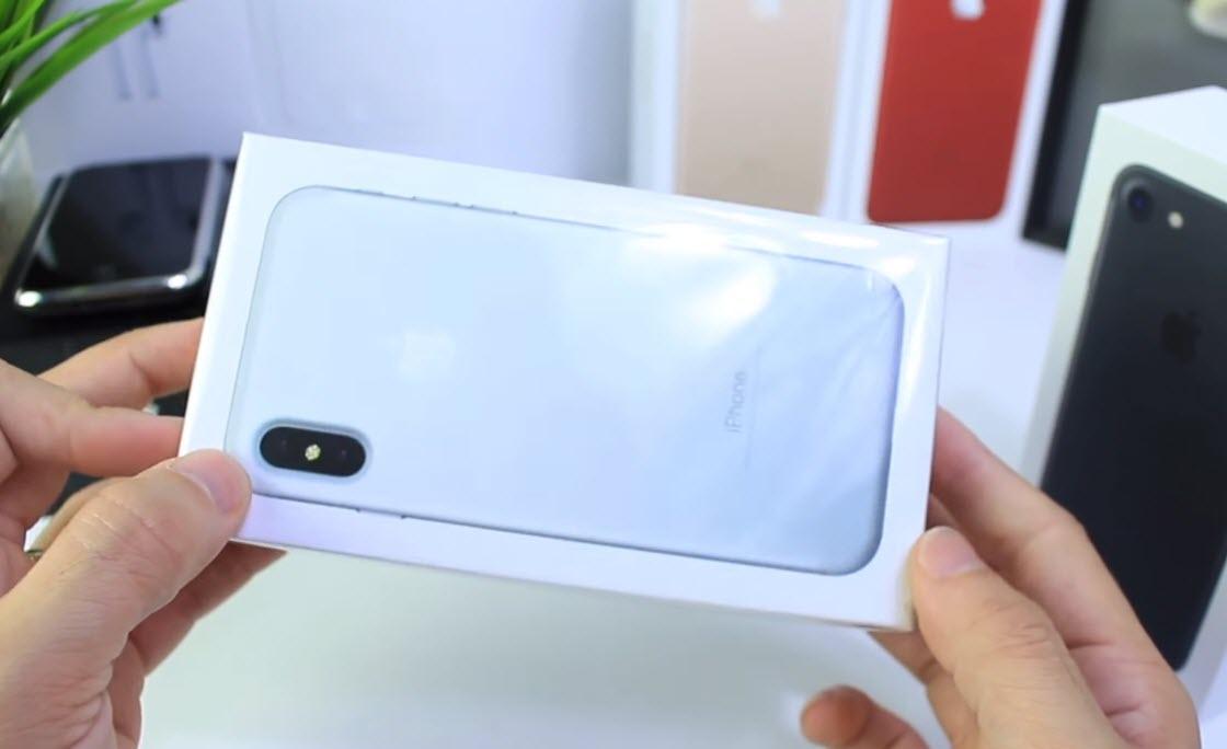 Iphone 8 Silver Clone 1 1