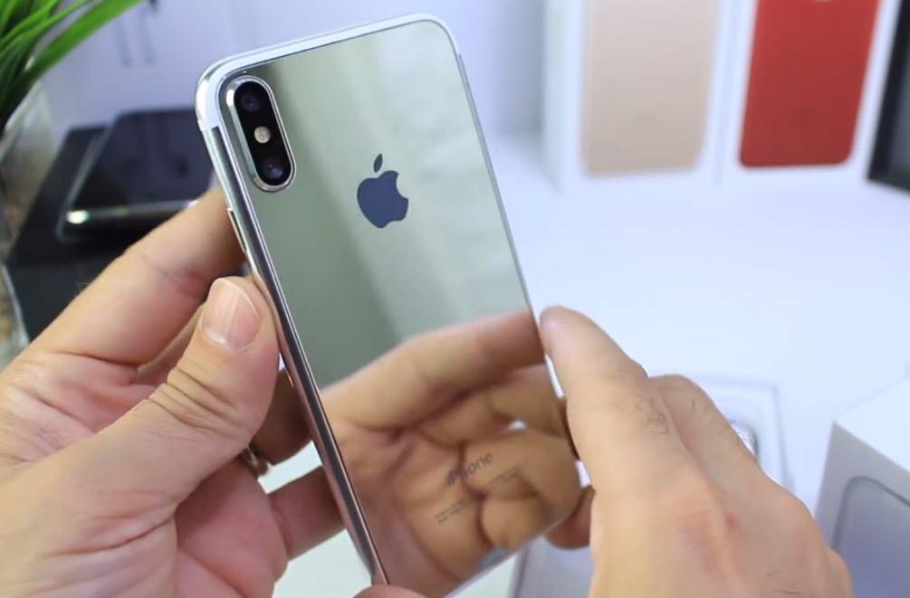 Iphone 8 Silver Clone 1 3