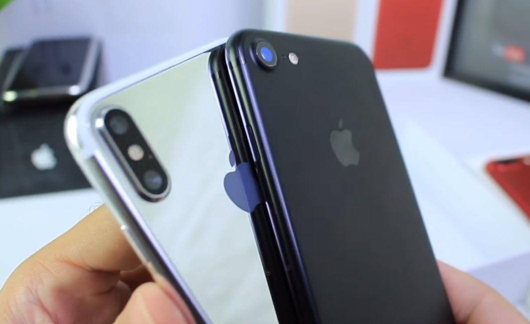 Iphone 8 Silver Clone 1 4