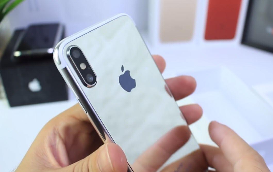 Iphone 8 Silver Clone 1 6