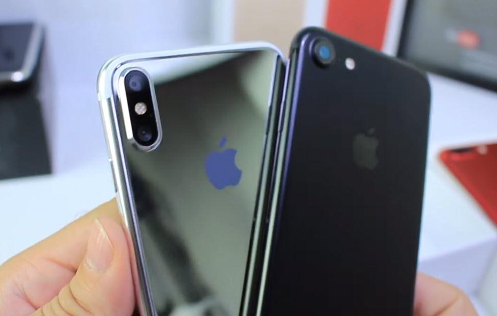Iphone 8 Silver Clone 1 8