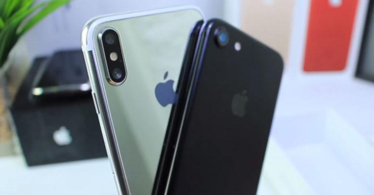 Iphone 8 Silver Clone