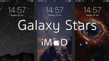 Iphone Wallpaper Galaxy Star