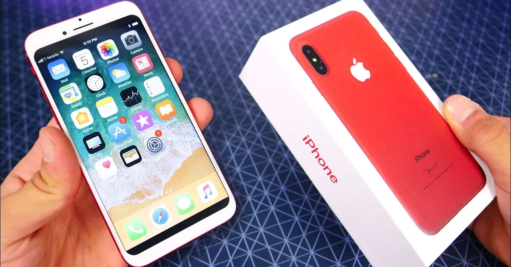 Iphone8 Clone Unbox Cover