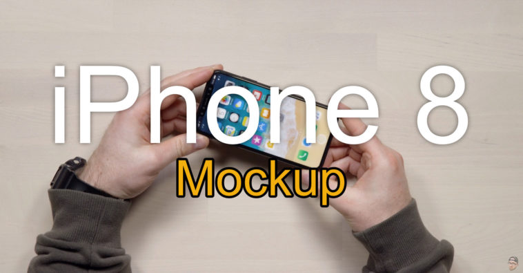 Iphone 8 Mockup Banner