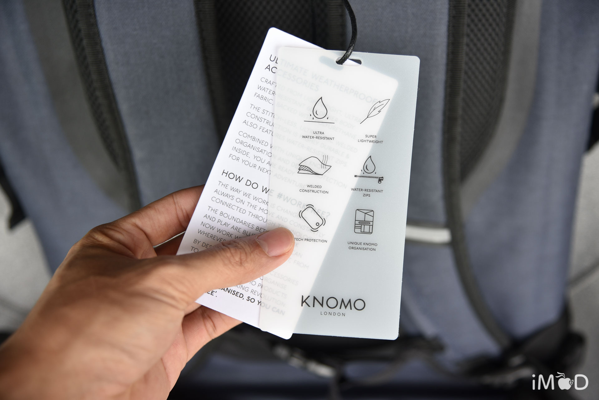 Knomo Cromwell Review 2519