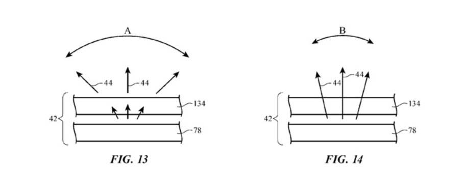 Apple Screen Privacy Patent 1 2