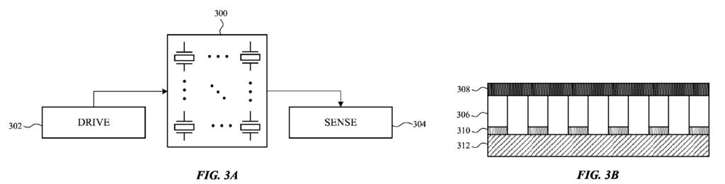 Apple Patent Ultrasonic Fingerprint Reader Drawing 002