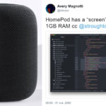 Homepod Firmware Leaks