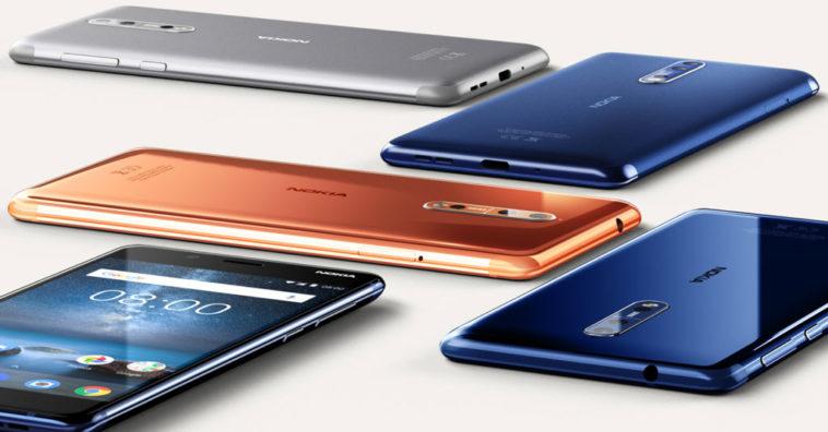 Nokia8 Cover