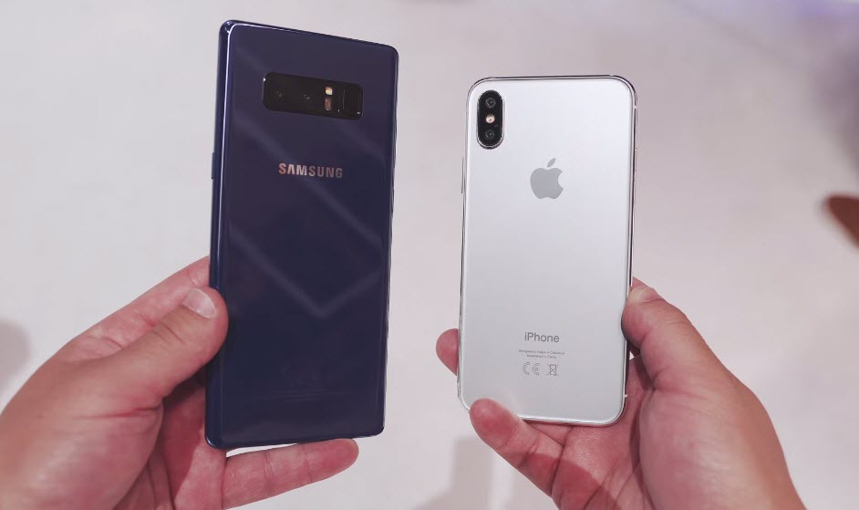 Note8 Iphone8 Design Compare 1 1
