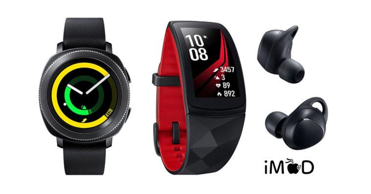 Samsung Smartwatch Earbuds 2017