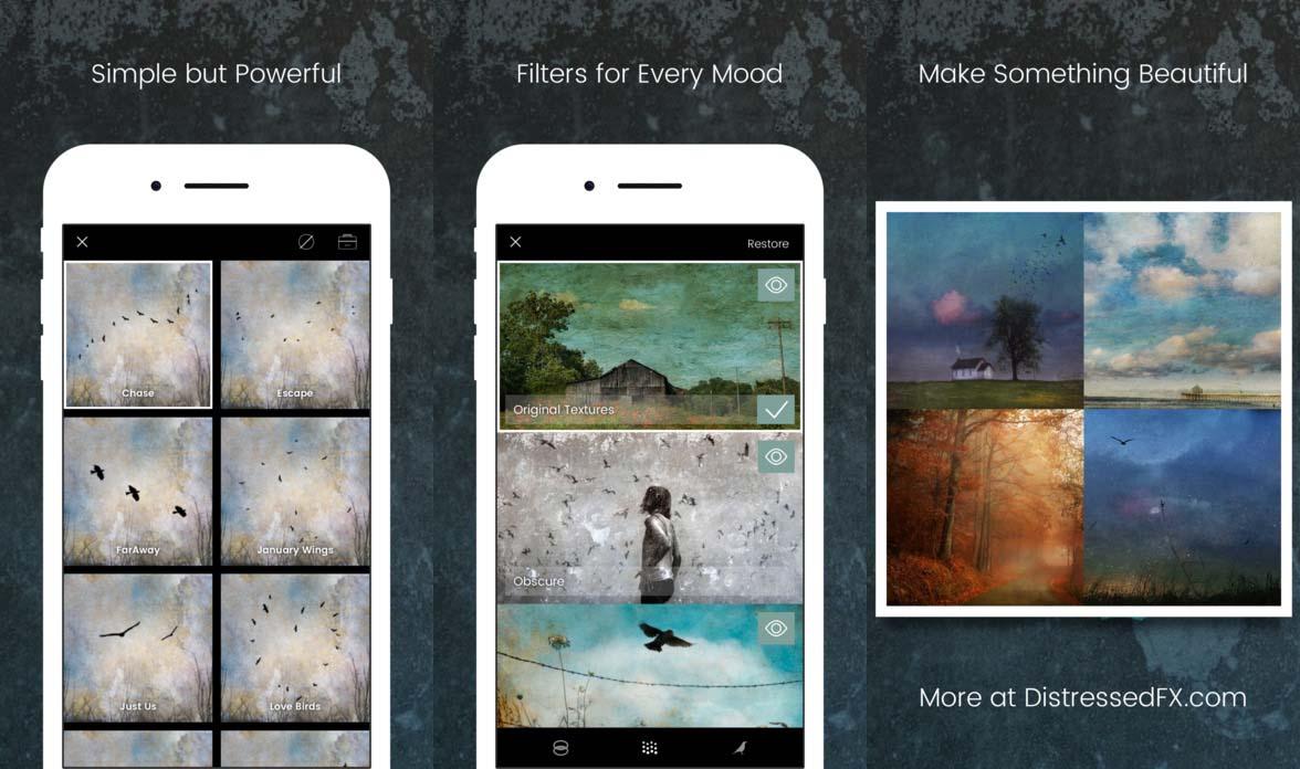 App Distressedfx Cover2