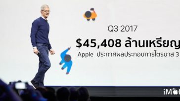 Apple Revenue Q3 2017