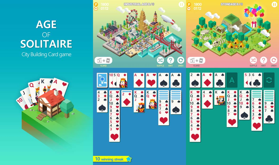 Game Ageofsolitaire Cover