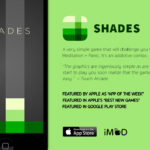 Game Shades Cover