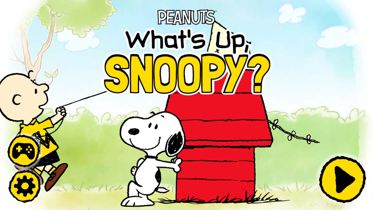 Game Snoopypeanuts Cover