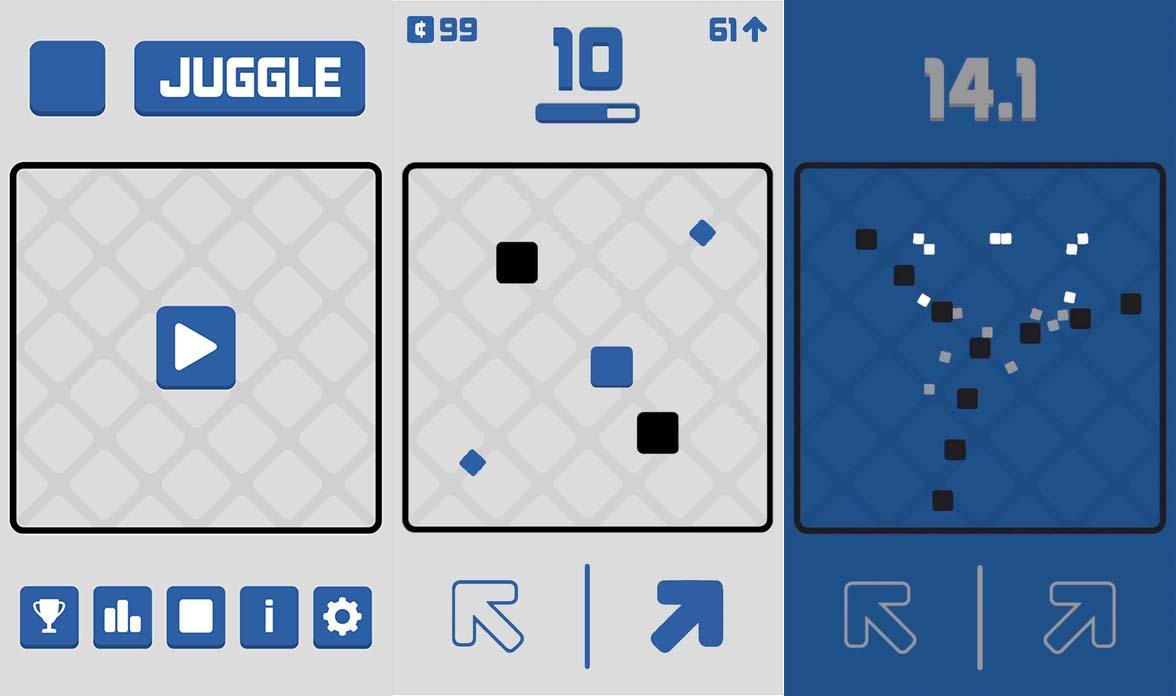 Game Squarejuggle Cover