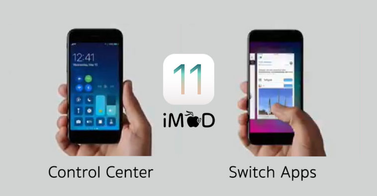 Ios11 Switch Apps Concept Video Cover