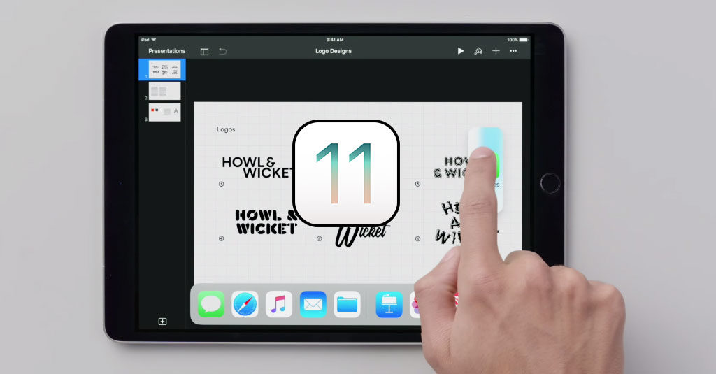 Ipad Ios11 How To Video Cover