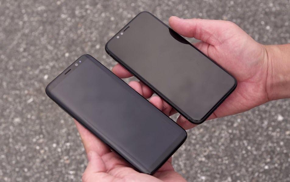 Iphone 8 Dummny Black 1 2