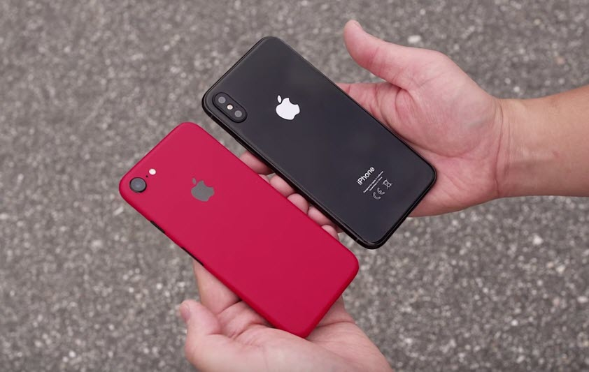 Iphone 8 Dummny Black 1 3