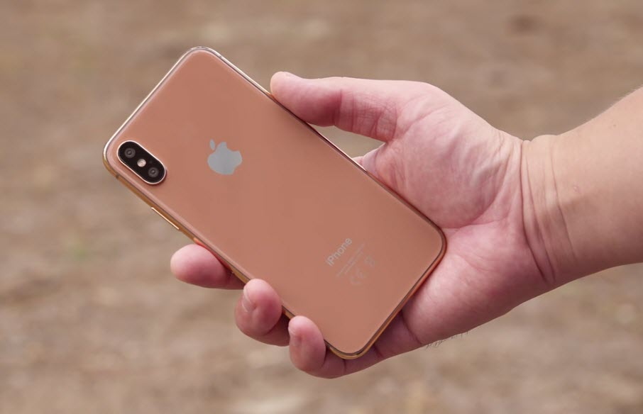 Iphone 8 Dummny Copper 1 1