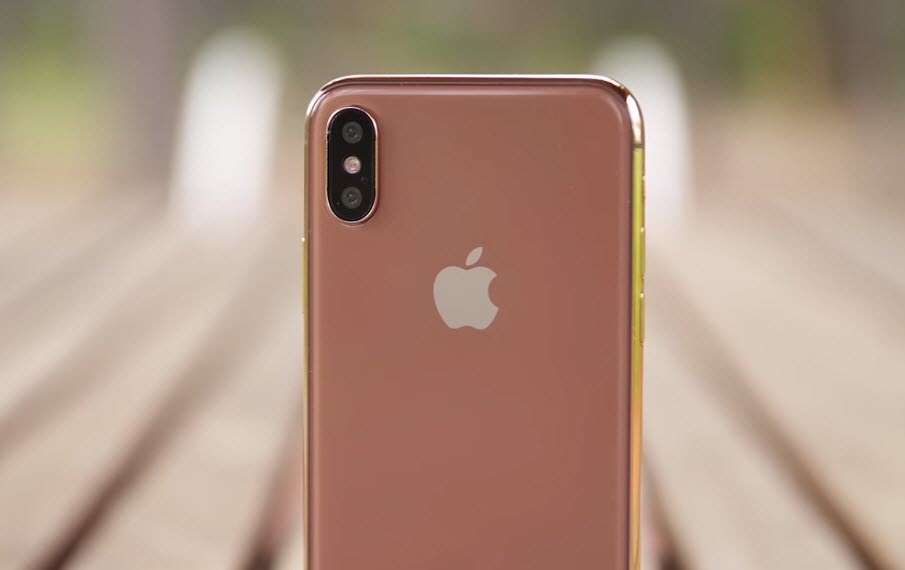 Iphone 8 Dummny Copper 1 2